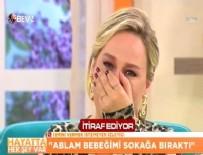 Ünlü sunucu Nur Viral gözyaşlarına boğuldu