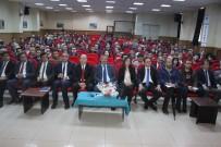 YÜZÜNCÜ YıL ÜNIVERSITESI - Van'da TÜBİTAK Bilgilendirme Toplantısı Yapıldı