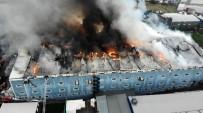 MIMARSINAN - Yangına 98 Araç Ve 180'Den Fazla Personel Müdahale Ediyor