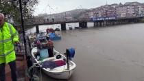 Zonguldaklı Balıkçıların Sel Korkusu