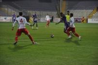 Afjet Afyonspor Açıklaması 1 - Gazişehir Gaziantep Açıklaması 4