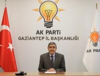 KARDEŞ KAVGASI - AK Parti Gaziantep İl Başkanlığı'ndan 29 Ekim Mesajı