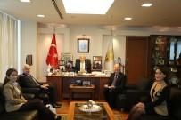 Almanya'nın İstanbul Başkonsolosu'ndan ETSO'ya Ziyaret