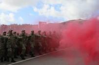 Amasya'da 5 Bin 100 Bedelli Asker Yemin Etti
