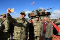 YEMİN TÖRENİ - Ankara'da Bedelli Yapan Askerler Tezkerelerini Aldı