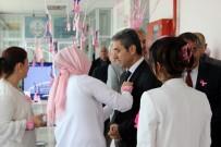 İSMAİL KARAKULLUKÇU - Arifiye'de 'Meme Kanseri' İçin Farkındalık Etkinliği