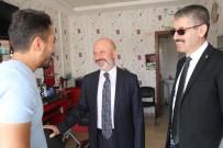 ERKILET - Başkan Çolakbayrakdar Camikebir Mahallesini Ziyaret Etti