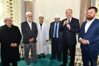 SABAH NAMAZı - Başkan Kafaoğlu Sahada