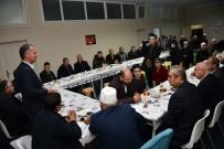 SOMUNCU BABA - Başkan Taban, 'Bereket Sofrası'nda Vatandaşlarla Buluştu