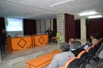 Belediye Personeline ''İş Sağlığı Ve Güvenliği'' Semineri