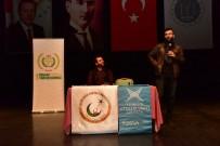 HALIL İBRAHIM UZUN - Bilecik'te 'Sosyal Medya Kullanımı' Konulu Söyleşi Gerçekleştirildi