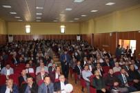Bolu'da, Din Görevlilerine Terör Konferansı Verildi