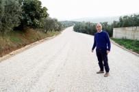 Büyükşehir Mudanya Kırsalında Yolları Yeniliyor