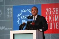 İNSAN KAÇAKÇILIĞI - Çavuşoğlu'ndan Göç Sorununda İşbirliği Çağrısı