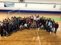 BİLEK GÜREŞİ - Çivril'de Bilek Güreşi Turnuvası Yapıldı