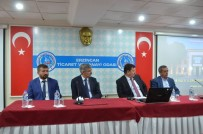 ERZİNCAN VALİSİ - Erzincan'da Toplu Taşımacılık Nisan Ayında Çözüme Kavuşuyor