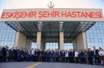 MUSTAFA TAŞKIN - Eskişehir Şehir Hastanesi Açılışa Hazır