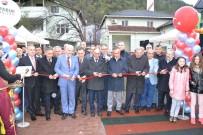 Fatih Mahallesi Vali Kemal Çeber Parkı'nın Açılışı Yapıldı