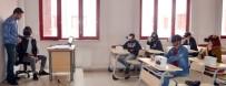 DOKTORA TEZİ - GAÜN Oğuzeli MYO Öğrencilerine Sanal Gerçeklik Tatbikatı Yaptırıldı