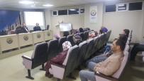 CENGIZ ŞAHIN - İMO Temsilcisi Cengiz Şahin, Girişimci Adaylarıyla Bir Araya Geldi