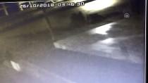 İş Yeri Hırsızlıkları Güvenlik Kamerasına Yansıdı