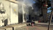 Kahramanmaraş'ta Trafo Yangını Korkuttu