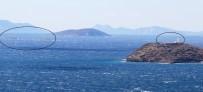 KARDAK - Kardak Kayalıklarının 1 Mil Uzağındaki Kule Tamamlandı