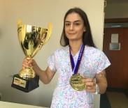 AVRUPA ŞAMPİYONU - Kick Boksçu Hemşire Avrupa Şampiyonu Oldu