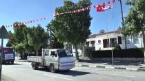 LEFKOŞA - KKTC'de Müteahhitler Hükümeti Protesto Etti