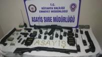 ALKOL SATIŞI - Kütahya'da 'Polis Telsizi' Operasyonu