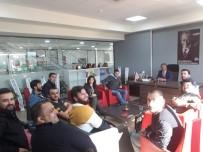 MEHMET KANCA - Manisalı Gazeteciler 'Mektebim Kampüsü'nü Gezdi