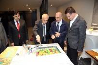 HASAN KARAHAN - Merkezefendi Belediyesi Ev Sahipliğinde Resim Sergisi Açıldı