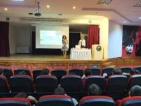 SABAH KAHVALTISI - Mersin'de Ortaokul Öğrencilerine 'Doğru Beslenme' Semineri
