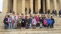 ULUSAL EGEMENLIK - Miniklerden Anıtkabir'e Ziyaret