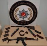 Muş'ta Silah Ticareti Yapan Şahıs Yakalandı