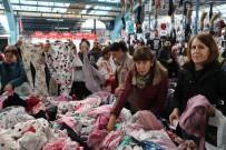 Bulgar Akınına Uğrayan 'Sosyete Pazarı' Esnafından İlginç Çözüm
