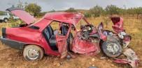 Şanlıurfa'da Feci Kaza Açıklaması 3 Ölü, 2 Yaralı