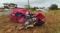 Şanlıurfa'da Trafik Kazası Açıklaması 3 Ölü, 2 Yaralı