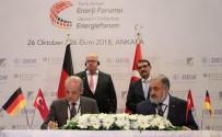 ENERJI BAKANı - Siemens Ve Temsan'dan Enerjide Büyük Dönüşüm Hareketi