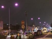 Sokak Lambaları Meme Kanseri İçin Pembe Yandı
