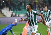 MEHMET CEM HANOĞLU - Spor Toto Süper Lig Açıklaması Bursaspor Açıklaması 2 - Aytemiz Alanyaspor Açıklaması 0 (İlk Yarı)