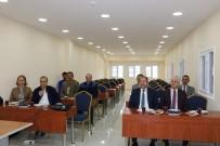 MURAT ŞAHIN - Tagem Ar-Ge Projeleri Proje Açılış Toplantısı Yapıldı