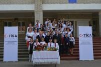 HACI BAYRAM - TİKA'dan Ukrayna'da Eğitime Destek