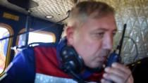 ENDER ARSLAN - Turizm Bölgesinde 'Helikopter'li Trafik Denetimi