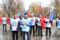 KıYAMET - Türk Kamu-Sen'den 'Andımız' Açıklaması