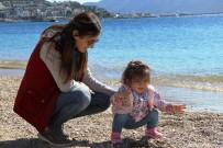 GÜMBET - Türkiye Kışı, Bodrum Yazı Yaşıyor
