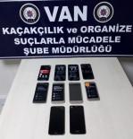 ŞEREFIYE - Van'da 10 Adet Kaçak Cep Telefonu Ele Geçirildi