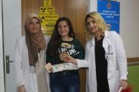 MAHREMIYET - Van'da 'Hasta Hakları Günü'nü Çiçek Vererek Kutladılar