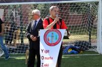 ALI ÖZDEMIR - Yozgatlı Dernekler Federasyonu'ndan Şehit Hasan Altın Futbol Turnuvası