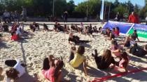 TÜRKIYE VOLEYBOL FEDERASYONU - 2018 CEV Plaj Voleybolu Festivali